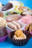 Assorted confections Royalty Free Stock Photography