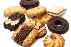 Assorted cookies Stock Photo