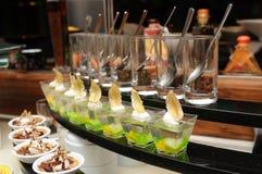 Assorted dessert stock photography