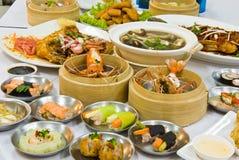 Assorted Dim Sum Stock Images