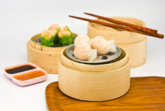 Assorted Dim Sum Royalty Free Stock Photos