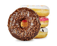 Assorted donuts Royalty Free Stock Photo