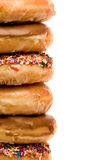 Assorted Doughnuts Stock Image