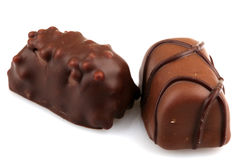 Assorted Fine Chocolates Royalty Free Stock Image