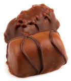 Assorted Fine Chocolates Royalty Free Stock Photo