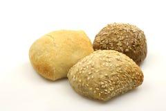 Assorted fresh bread Stock Photo