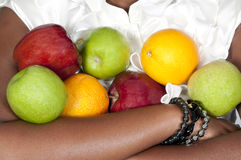 Assorted Fruit Stock Photography