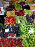Assorted fruit. Fresh fruits of Turkey Stock Images