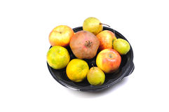 Assorted fruits Royalty Free Stock Images