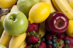 Assorted Fruits Royalty Free Stock Photos