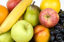 Assorted Fruits 2 Royalty Free Stock Images