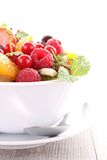 Assorted of fruits Stock Photo