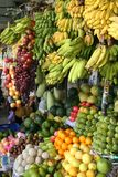 Assorted Fruits Stall Royalty Free Stock Images