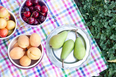 Assorted fruits Royalty Free Stock Photo
