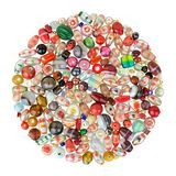 Indian Glass Beads Stock Photos