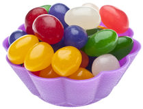 Assorted Jelly Beans Royalty Free Stock Photos