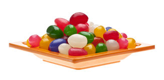 Assorted Jelly Beans Royalty Free Stock Photography