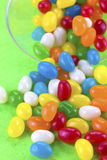 Assorted jelly beans Stock Images