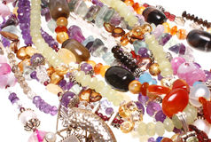 Assorted jewelry Royalty Free Stock Image