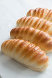Assorted kinds of breads Stock Images