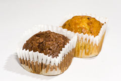 Assorted Muffins Stock Photos