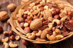 Free Assorted Nut Fruit Stock Photos - 111954543