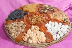 assorted nuts στοκ φωτογραφία με δικαίωμα ελεύθερης χρήσης