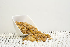 Assorted nuts Royalty Free Stock Photo