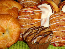 Free Assorted Pastries Royalty Free Stock Photos - 6255078