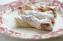 Assorted pastries Royalty Free Stock Photography
