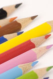 Assorted Pencils Royalty Free Stock Image