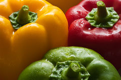 Assorted Peppers Royalty Free Stock Images