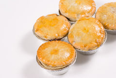 Assorted pies Royalty Free Stock Image