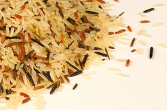 Assorted rice Stock Images
