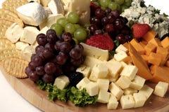 Assorted snacks Stock Image