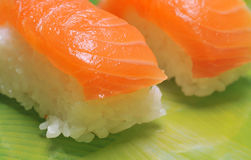 Assorted Sushi Stock Photography