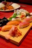 Assorted sushi 4 Stock Photo