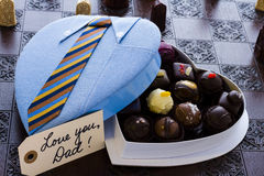 Assorted truffles Royalty Free Stock Images