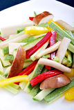 Assorted vegetable Royalty Free Stock Photos