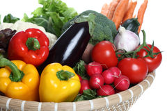 Assorted Vegetables Royalty Free Stock Photo