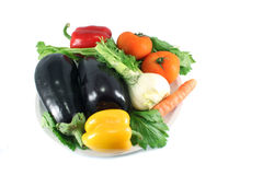Assorted vegetables Royalty Free Stock Photography