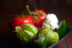 Assorted Veggies Royalty Free Stock Photos