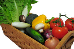 Assorted Vegtables Royalty Free Stock Photography