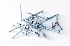 Assorted Wood Screws Stock Image