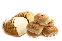 assorti面包 免版税库存图片