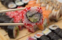 Assorti de sushi Photo libre de droits