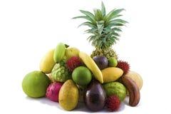 Assorti della frutta Immagine Stock