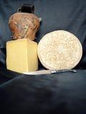 Assortiment de fromage d'Auvergne photos libres de droits