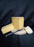 Assortiment de fromage de montagne image libre de droits