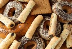 Assortiment de pâtisserie images libres de droits